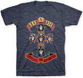 Novelty T-Shirts Novelty Guns-N-Roses Short-Sleeve T-Shirt
