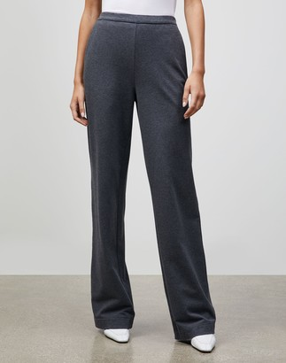 Lafayette 148 New York Plus-Size Ultra Comfort French Terry Webster Pant