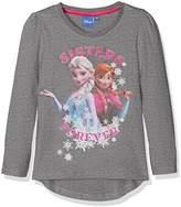 Disney Girl's Frozen Sister Forever T-Shirt