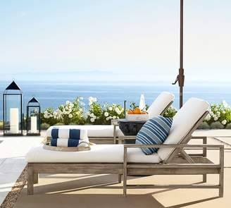 Pottery Barn Chaise Lounge Frame