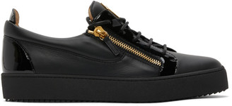 Giuseppe Zanotti Black May London Birel Sneakers