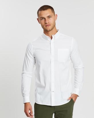 Staple Superior Organic Staple Organic Cotton Oxford Shirt