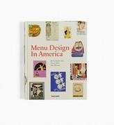 Taschen Menu Design Book