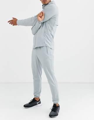 Asos 4505 4505 icon running woven skinny tapered running sweatpants-Gray
