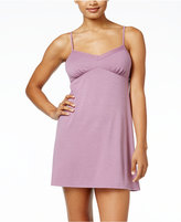 Alfani Lace-Trimmed Knit Chemise, Only at Macy's