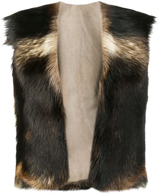 A.N.G.E.L.O. Vintage Cult fur vest