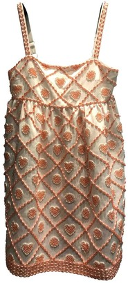 Manoush Multicolour Dress for Women