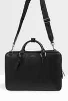 Smythson Deer Skin Slim Briefcase