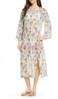 Roller Rabbit Lotella Cover-Up Tunic Dress