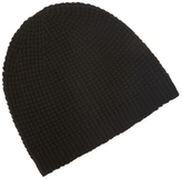 Saks Fifth Avenue Men's Waffle Cashmere Beanie