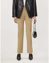 Joseph New Eliston stretch-gabardine trousers