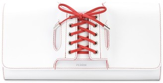 Perrin Paris corset clutch
