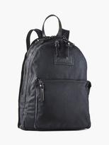 John Varvatos Croc-Inspired Backpack