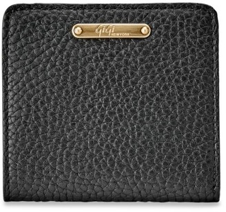 GiGi New York Mini Leather Bi-Fold Wallet