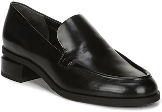 Franco Sarto Leather Slip-On Classic Loafers - Newbocca