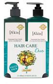 Akin A'kin Unscented Shampoo & Conditioner Duo