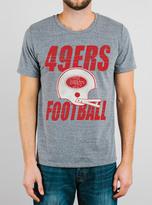 Junk Food Clothing Nfl San Francisco 49ers Tee-steel-s