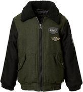 iXtreme Wool Bomber Jacket- Boys Preschool