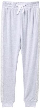 Ella Moss Lace Jogger Pants (Big Girls)