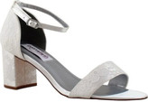 Dyeables Women's Summer Ankle-Strap Sandal