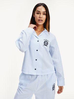 Tommy Hilfiger Stripe Seersucker Shirt