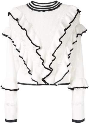 SUBOO Angel knit jumper