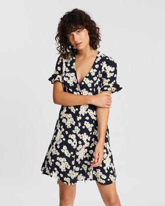 Only Daisy SS Woven Dress