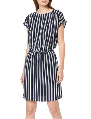 Vero Moda Women's Vmsasha Bali S/s Short Dress Noos