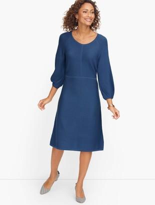 Talbots Pure Merino Sweater Dress