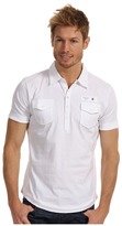 Diesel T-Maya-RS Polo (White) - Apparel