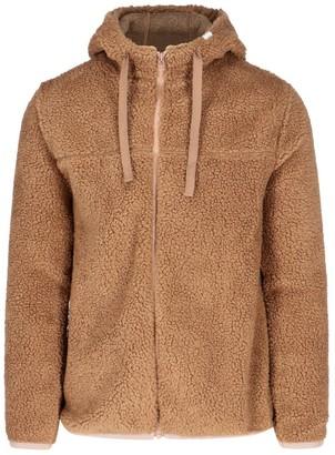 A.P.C. Rohan Fleece Hooded Jacket
