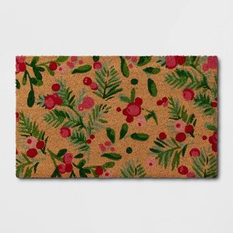 Holly Berries Doormat - ThresholdTM