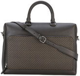 Ermenegildo Zegna classic laptop bag - men - Calf Leather - One Size