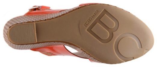 BCBGMAXAZRIA Mayflower Wedge Sandal