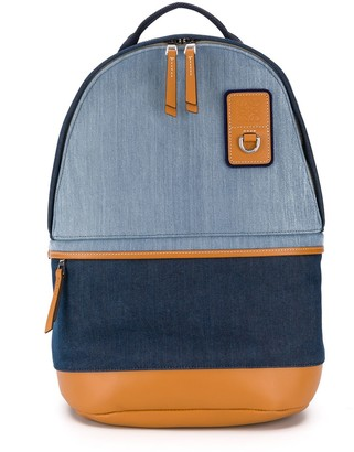 Loewe Small Colour-Block Backpack