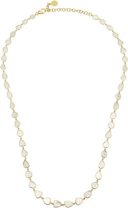 Amrapali Polki 18K Gold And Diamond Necklace