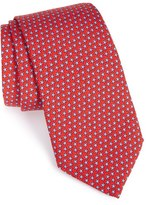 Vineyard Vines Men's 'Starfish Stars' Print Silk Tie