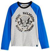 True Religion Rocker Raglan Kids Shirt