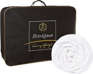 Brinkhaus King Chalet 100% Siberian Goose Down Summer Duvet (3.5 Tog)