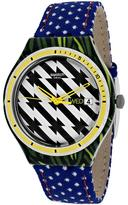 Swatch Tiger Babs Collection YGS7016 Women's Analog Watch