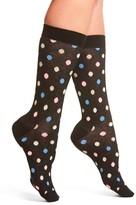 Happy Socks Women's Color Tree Crew Socks
