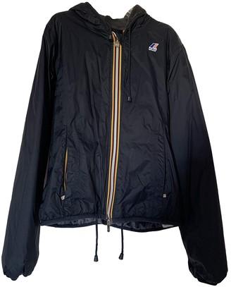 K-Way Blue Jacket for Women