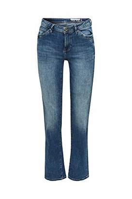 Esprit edc by Women's 010cc1b304 Straight Jeans,W27/L30 (Size: 27/30)
