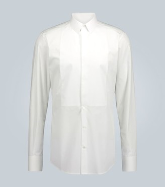 Dolce & Gabbana Long-sleeved cotton shirt
