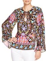 Nanette Lepore Bridget Silk Blouse