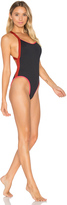 L-Space LSPACE Flash One Piece Swimsuit