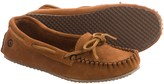 Old Friend Peace Mocs by Tabitha Moccasins - Suede (For Women)
