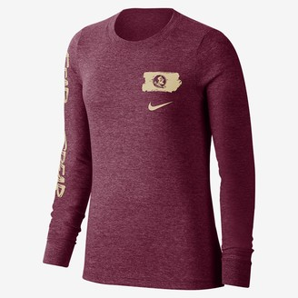 Nike Women's Long-Sleeve T-Shirt College (Florida State)