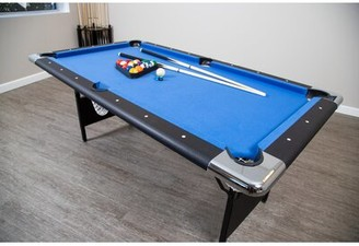 Fairmont 6.3' Pool Table Hathaway Games