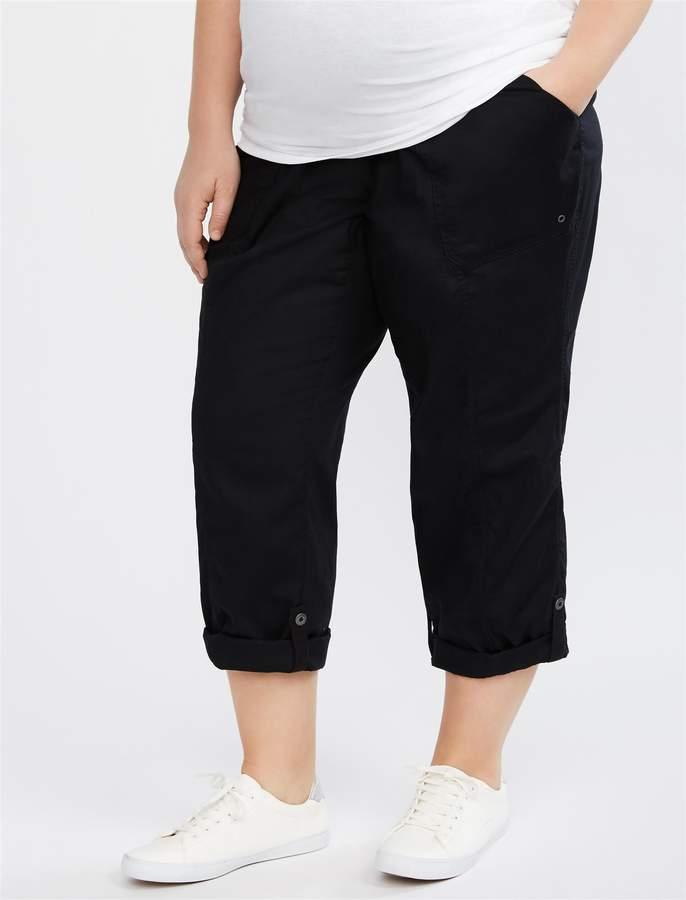 b1db51be86abd Plus Size Maternity Pants - ShopStyle